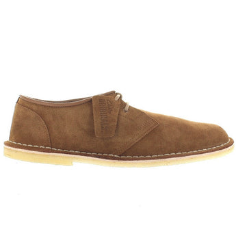 Clarks Originals Jink - Cola Suede Desert Oxford