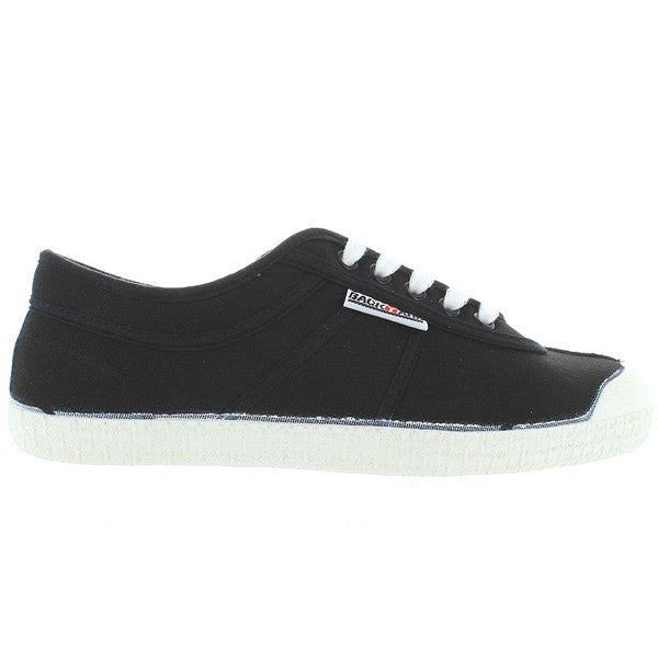 Backyard Basic Copenhagen - Black Canvas Sneaker