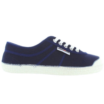 Backyard Basic Copenhagen - Dark Navy Canvas Sneaker