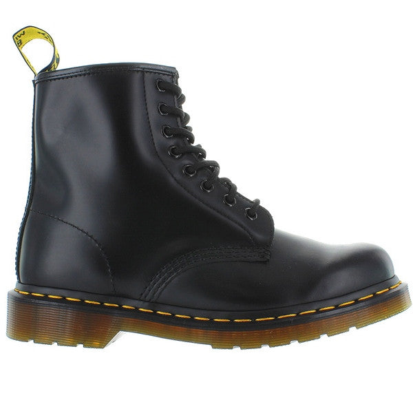 Dr. Martens 1460 - Black Smooth Leather Core Lace-Up Boot