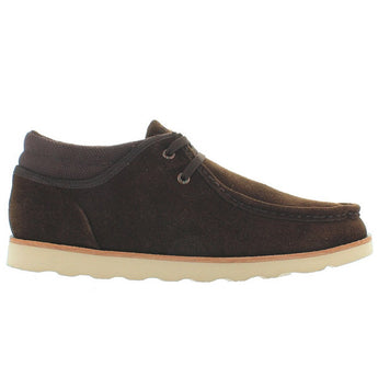 Gravis Mason - Chestnut Suede Wallabee Shoe