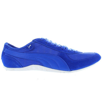 Puma Lania XT - Dazzling Blue/White Suede Low-top Sneaker