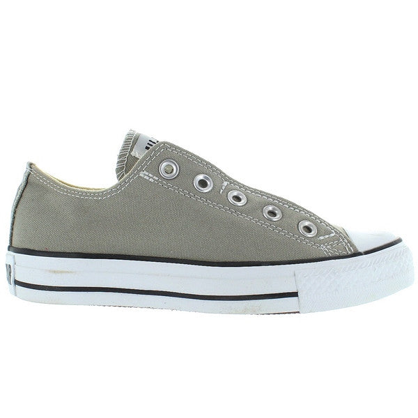 Converse All-Star Chuck Taylor Slip - Elephant Canvas Slip-On Sneaker