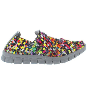 CC Resorts Danielle - Mosaic Multi Stretch Woven Slip-On Sneaker DANIELLE-MOSIAC MULTI