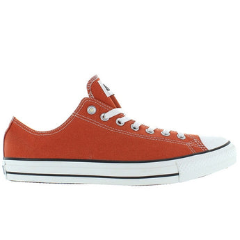 Converse All-Star Chuck Taylor Lo - Rust Canvas Low Top Sneaker