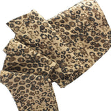 Hue Jeans - Leopard Twill Chino Legging