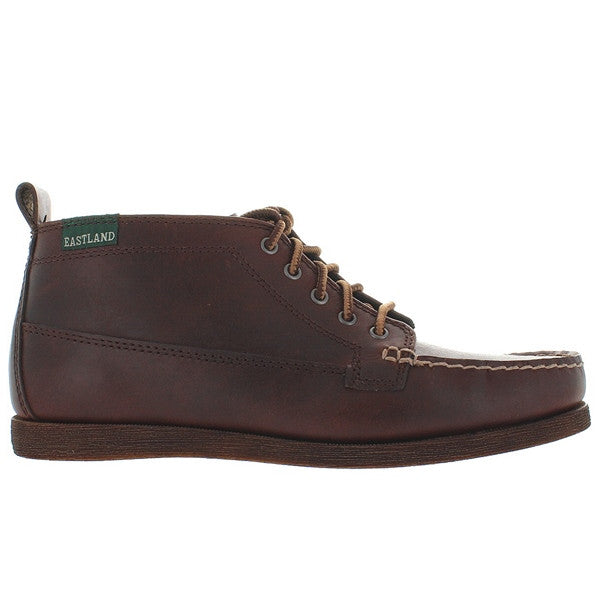 Eastland Seneca - Brown Leather Camp Moc Boot