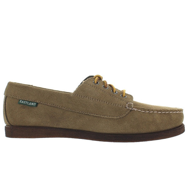 Eastland Falmouth -Khaki Suede Camp Moc Oxford