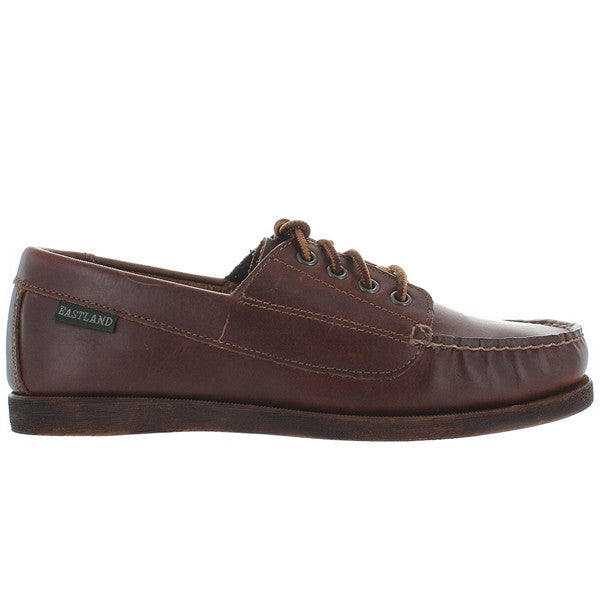 Eastland Falmouth - Brown Leather Camp Moc Oxford