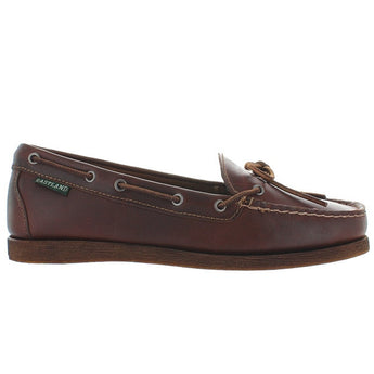 Eastland Yarmouth - Brown Leather Boat Moc