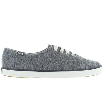 Keds Champion - Charcoal Jersey Lace-Up Sneaker