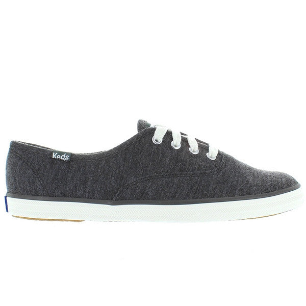 Keds Champion - Graphite Jersey Lace-Up Sneaker