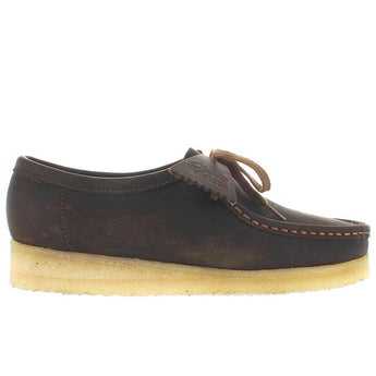 Clarks Originals Wallabee - Beezwax Leather Comfort Classic