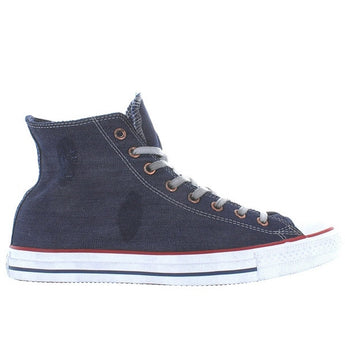 Converse All-Star Chuck Taylor Ensign - Destroyed Denim Blue High Top Sneaker
