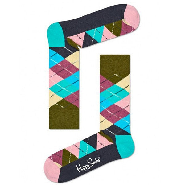 Happy Socks - Women's Argyle Sock