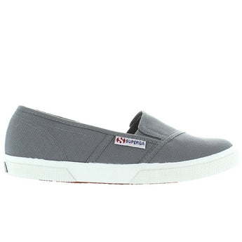Superga 2210 COTW - Grey Sage Canvas Slip-On Sneaker