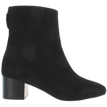 Seychelles Imaginary - Black Suede Back Zip Boot