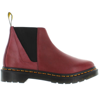 Dr. Martens Bianca - Wine Leather Dual Gore Pull-On Boot