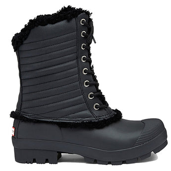 Hunter Original Pack Boot - Black Winter Boot