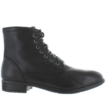Eastland Aida - Black Leather Lace-Up Bootie