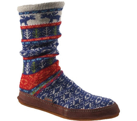 Acorn Original Slipper Sock - Maine Woods Ragwool