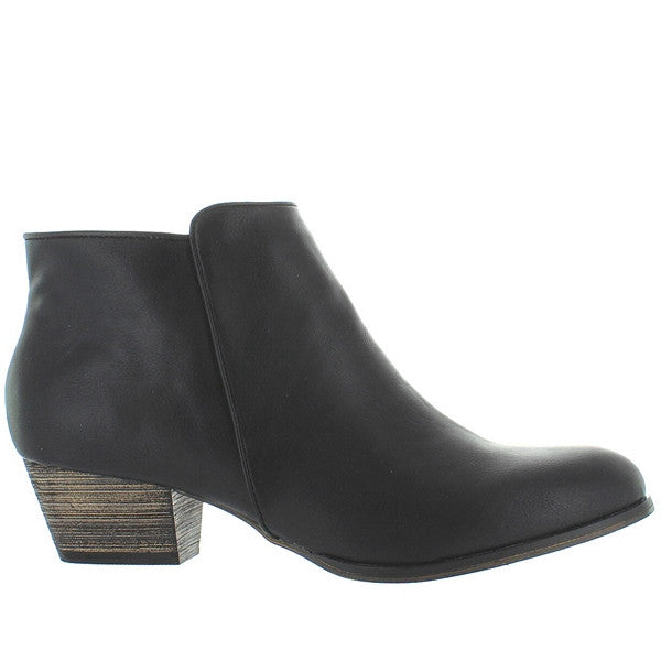 Chelsea Crew Dealer - Black Bootie
