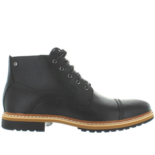 Timberland Earthkeepers West Haven Cap Toe - Waterproof Black Leather Chukka Boot