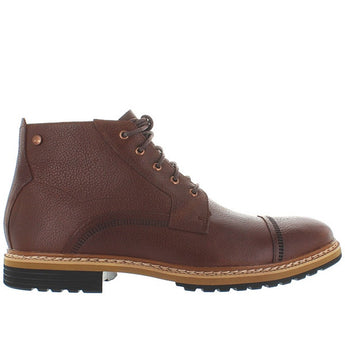 Timberland Earthkeepers West Haven Cap Toe - Waterproof Dark Brown Leather Chukka Boot