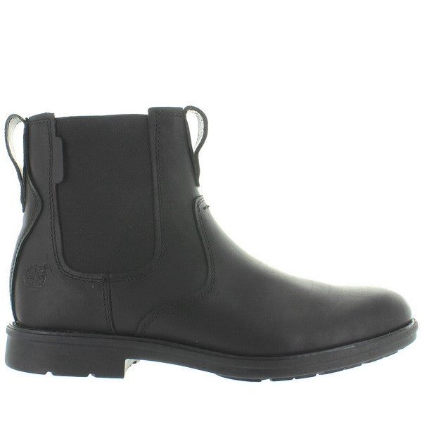 Timberland Earthkeepers Carter Notch Black Leather