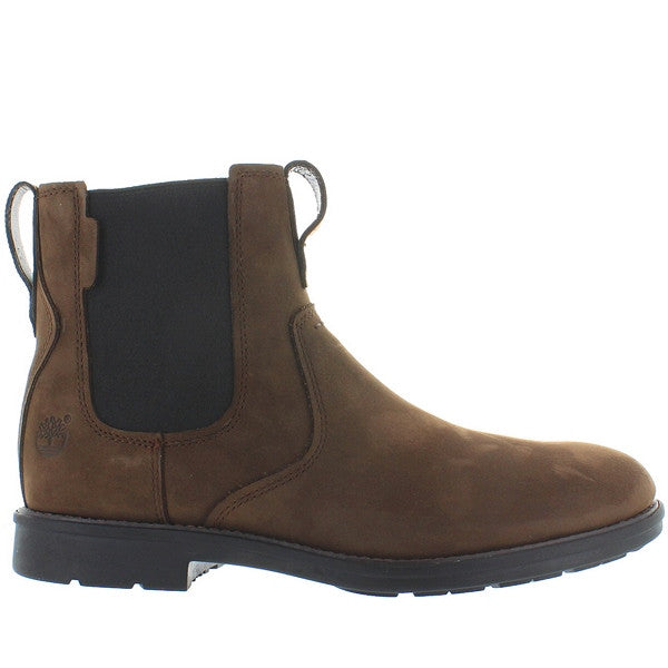 Timberland Earthkeepers Carter Notch - Brown Nubuck Chelsea Boot