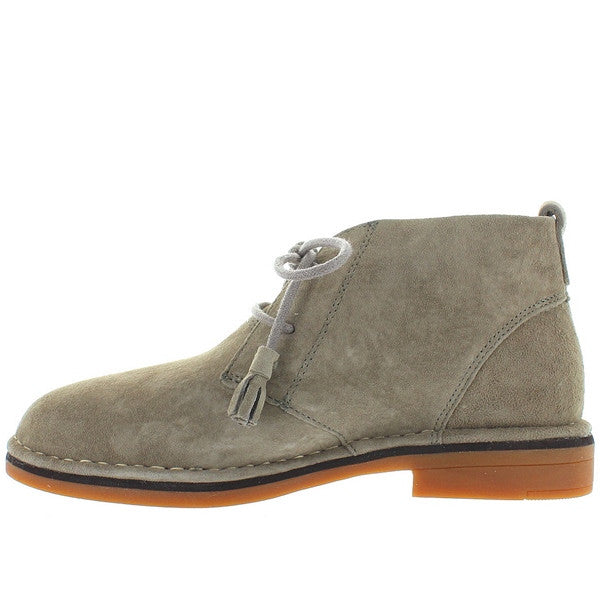 4825b4662949a Hush Puppies Hush Puppies Cyra Catelyn - Taupe Suede Chukka Boot 1