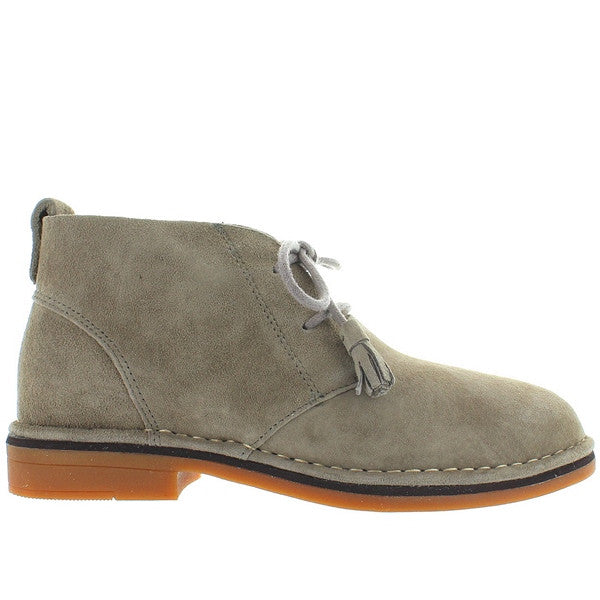 Hush Puppies Cyra Catelyn - Taupe Suede Chukka Boot HW05490-252