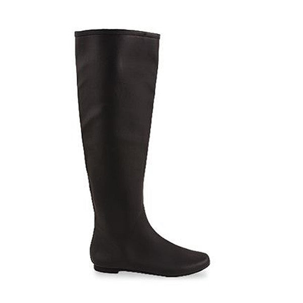 Jeffrey Campbell Marsha - Tall Black Rain Boot