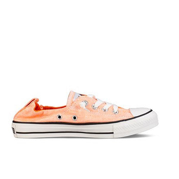 Converse All Star Shoreline - Neon Orange Slip-On Low-Top Sneaker
