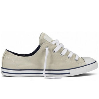 Converse Dainty Low Denim - Off White