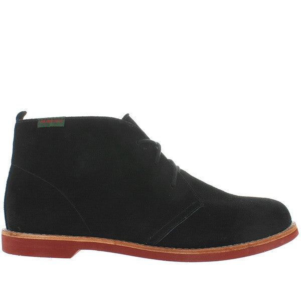 Bass Elspeth - Black Suede Chukka Boot