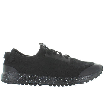 Coolway Tahali BSC - Black Mesh Pull-On Sneaker
