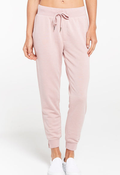 Z Suppy - Cypress Loop Terry Jogger Pink Blossom