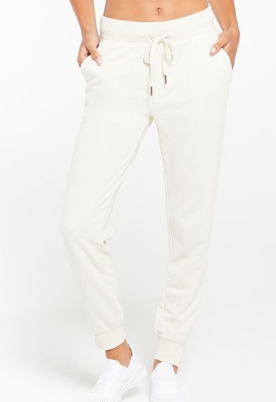 Z Supply - Cypress Loop Terry Jogger Bone