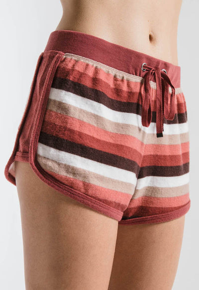 Z Supply - The Rainbow Stripe Short