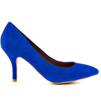 Chinese Laundry Area- Cobalt Blue Dress Pumps