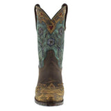 Dan Post Blue Bird - Sanded Copper Western Boot
