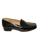 Chelsea Crew Belmont - Black Patent Leather Loafer