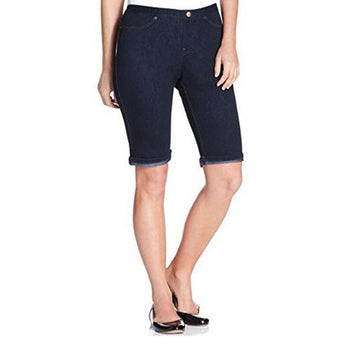 Hue Boyfriend- Midnight Rinse Short