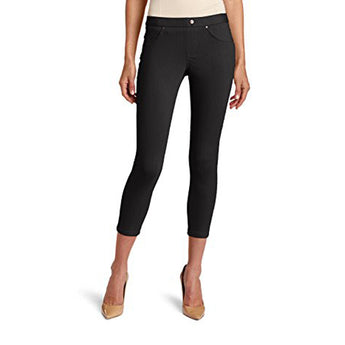 Hue Chino Chic- Black Skimmer Legging