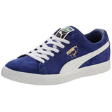Puma Clyde Suede - Blue Low-Top Sneaker