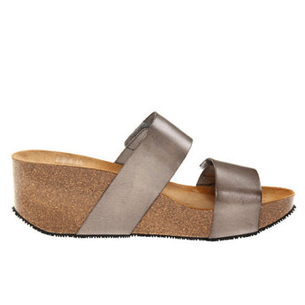 Eric Michael Cody- Bone Wedge Sandal