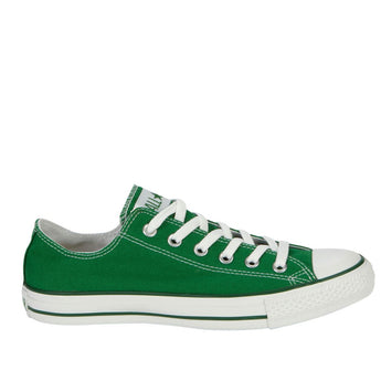 Converse Chuck Taylor- Green Canvas Low Top Sneaker