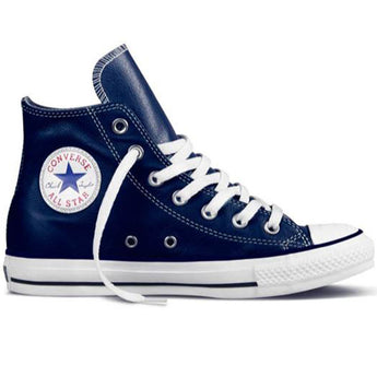 Converse Chuck Taylor High Top - Navy Leather