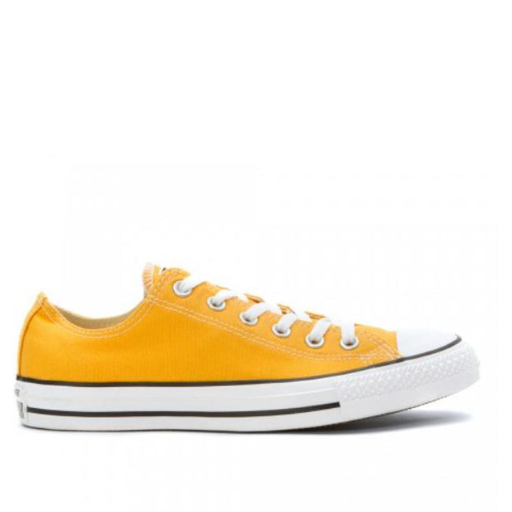 Converse Chuck Taylor Seasonal- Low-top Solar Orange Sneaker